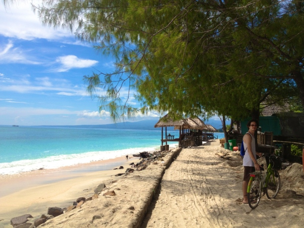 Bike Ridin' Around Gili T