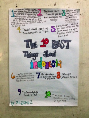 The 10 Best Things About Indonesia (According to Indonesian Students)