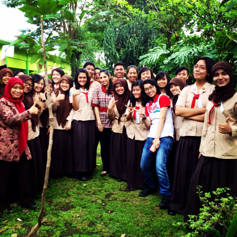 English Club SMAN 2 Bondowoso